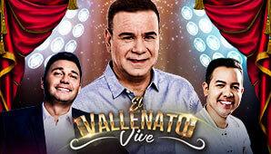 Super Concierto Vallenato ¡El Vallenato Vive!,