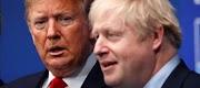 Inanyayahan ni Trump si Johnson Sa White House Sa Bagong Taon