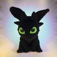 PATRON UMBREON POKEMON AMIGURUMI 28804