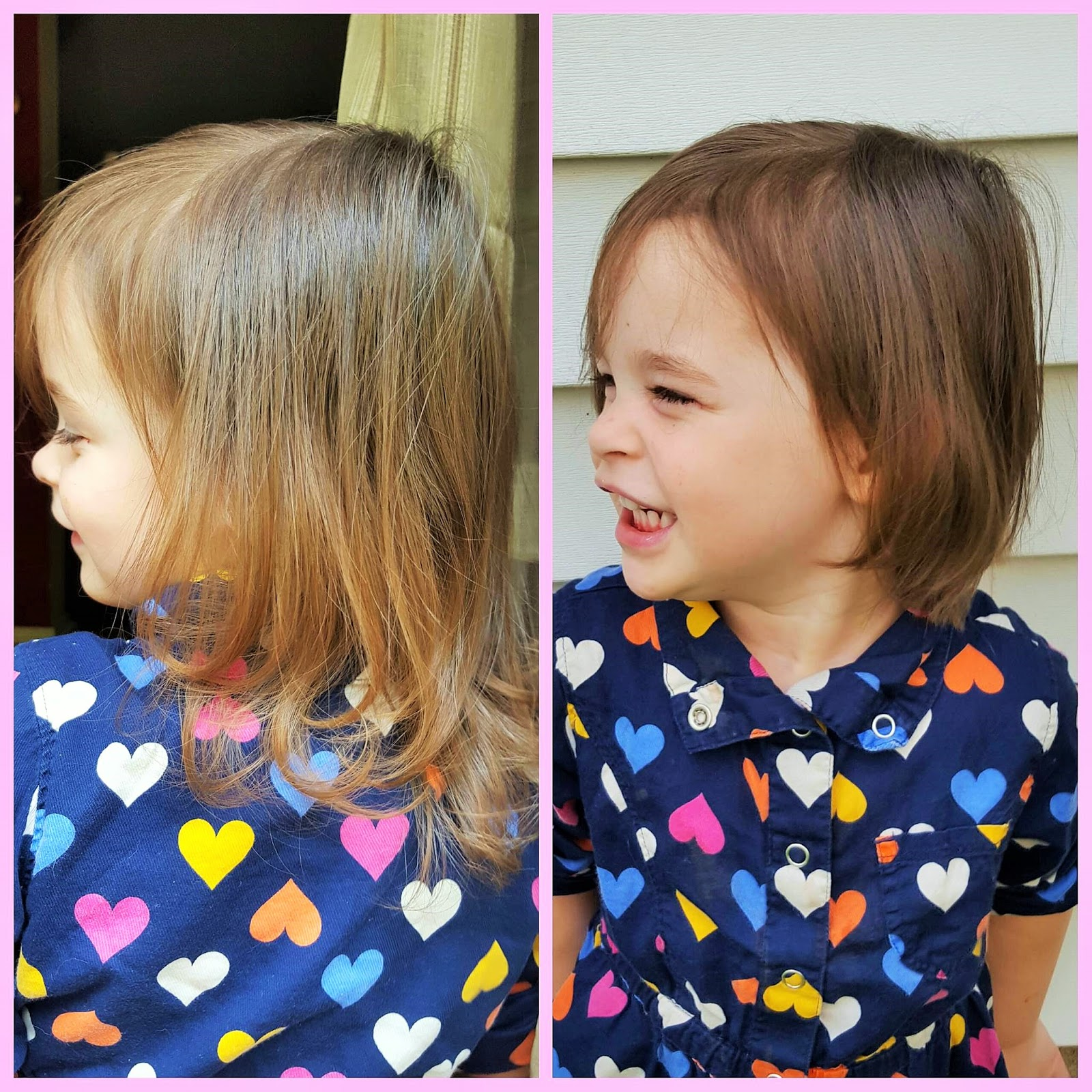 Triplets Toddler Girls First Haircuts As Told By Jesse