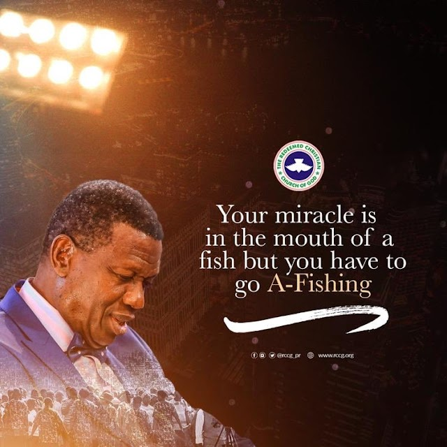 RCCG SPECIAL SUNDAY SERVICE MAY 24TH, 2020