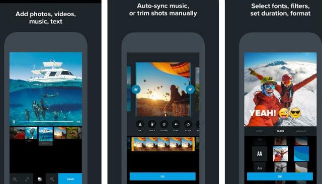 شرح وتحميل تطبيق Quik لتعديل على الفيديوهات للاندرويد والايفون 2021