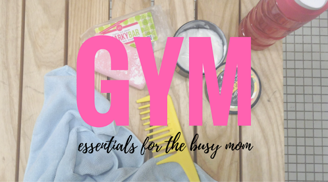 Everyday Gym Essentials Busy Moms Will Love