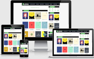 Pleng Fully Responsive Blogger Template Free Download