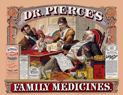 Dr Pierce's Family Medicines