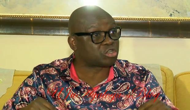 NDDC: Akpabio messed up Buhari's anti-corruption war – Fayose