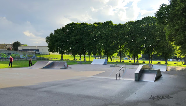 skate park soissons