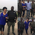 Georgina Onuoha shares photos with policemen as she continues to wait for Kemi Olunloyo to show up