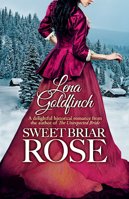 Sweet Briar Rose (Historical Western Romance)