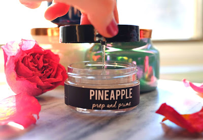 Review of Parlo Cosmetics Pineapple Prep and Prime