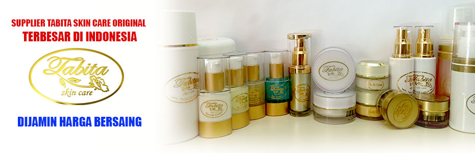 Supplier Tabita Skin Care Terbesar Di Indonesia