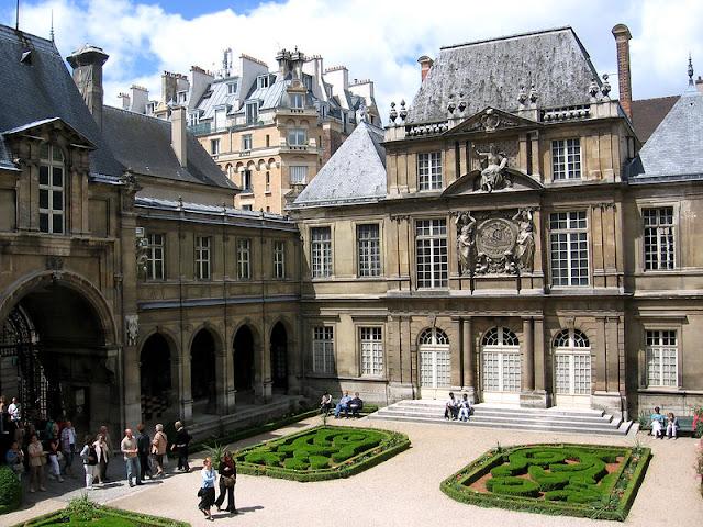 museus surpreendentes - Museu Carnavalet (Paris)