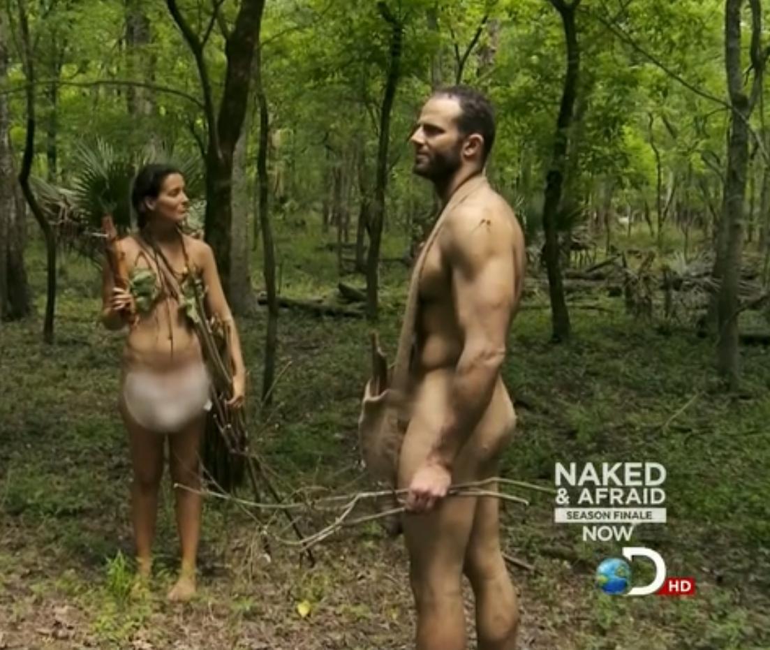 Free Caveman Hot Survivor Women Nude Sex