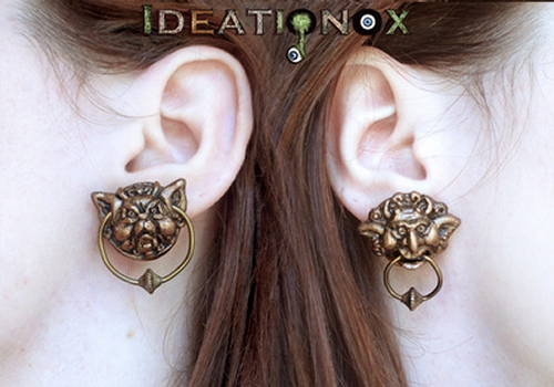 18-Door-Knocker-Earings-Alyson-Tabbitha-IDEATIONOX-Labyrinth-Fan-Art-Dolls-Statues-and-Jewelry-www-designstack-co