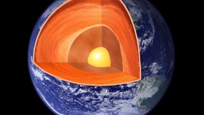 Núcleo de la Tierra - Una Galaxia Maravillosa