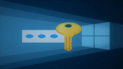 كيفية تعيين الحد الادنى لطول كلمة السر في نسخ ويندوز 10