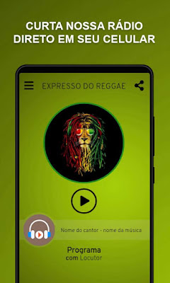 https://play.google.com/store/apps/details?id=com.wedoapps.expressodoreggae&hl=pt-BR