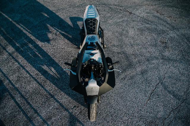 Honda CB1000R By Imbarcadero 14 Venice Hell Kustom