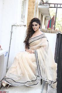Sony Charishta in Brown saree Cute Beauty   IMG 3600 1600x1067.JPG