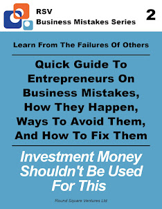 RSV Business Mistakes book series