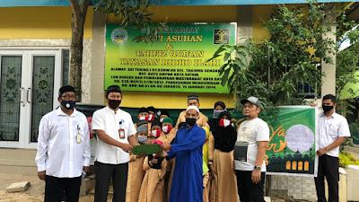 Pererat Silaturahmi, BKDI BP Batam Santuni Anak Yatim Panti Asuhan Ridho Illahi di Tanjung Sengkuang