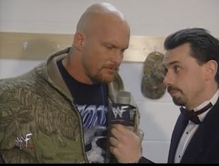 WWE / WWF Capital Carnage 1998 - Michael Cole interviews Stone Cold Steve Austin