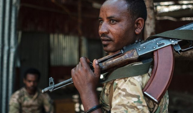 جريدة تارودانت بريس الاخبارية : إثيوبيا: أبي أحمد يعلن دخول الجيش عاصمة تيغراي
