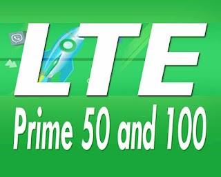 Smart LTE Prime LTE50 and LTE100 – 1.5GB or 3GB Data Per Day