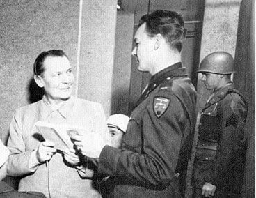 Jack G. Wheelis Hermann Goering