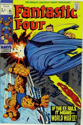 Fantastic Four #95