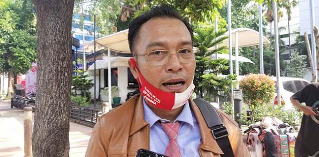 Iwan Sumule Bahagia Din Syamsuddin Dkk Turut Gugat UU Corona Ke MK