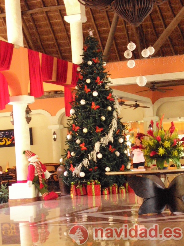 Decor Amp Me Decoraci 211 N De Hoteles En Navidad