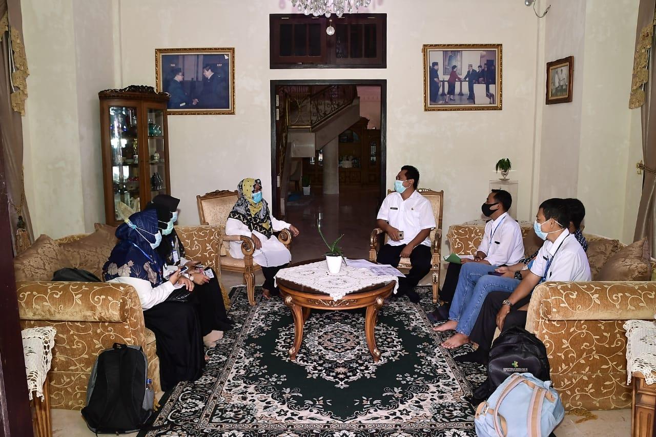 DP3AP2KB Kabupaten Natuna Menyelenggarakan Pendataan Keluarga Tahun 2021