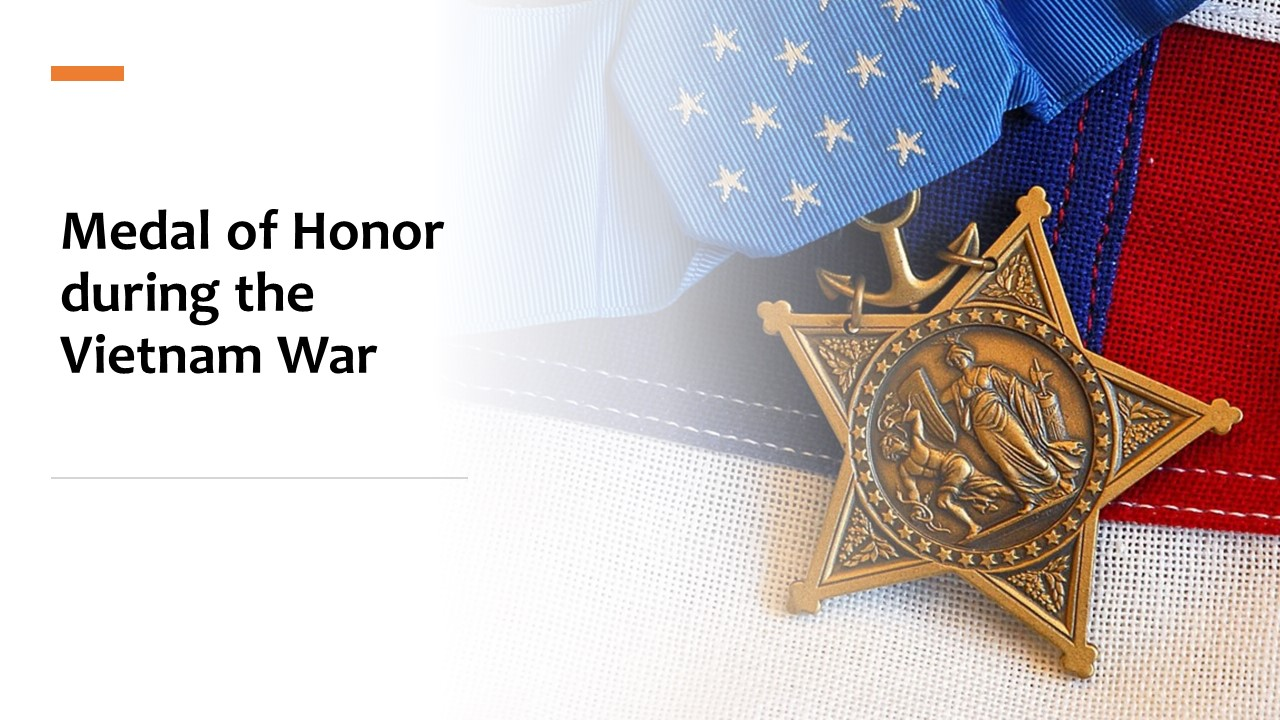 240 men were awarded the Medal of Honor during the Vietnam War
