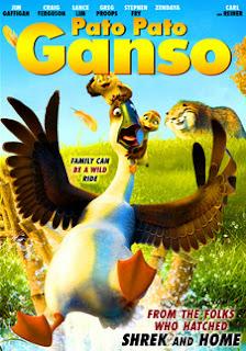 Pato Pato Ganso Dublado Online