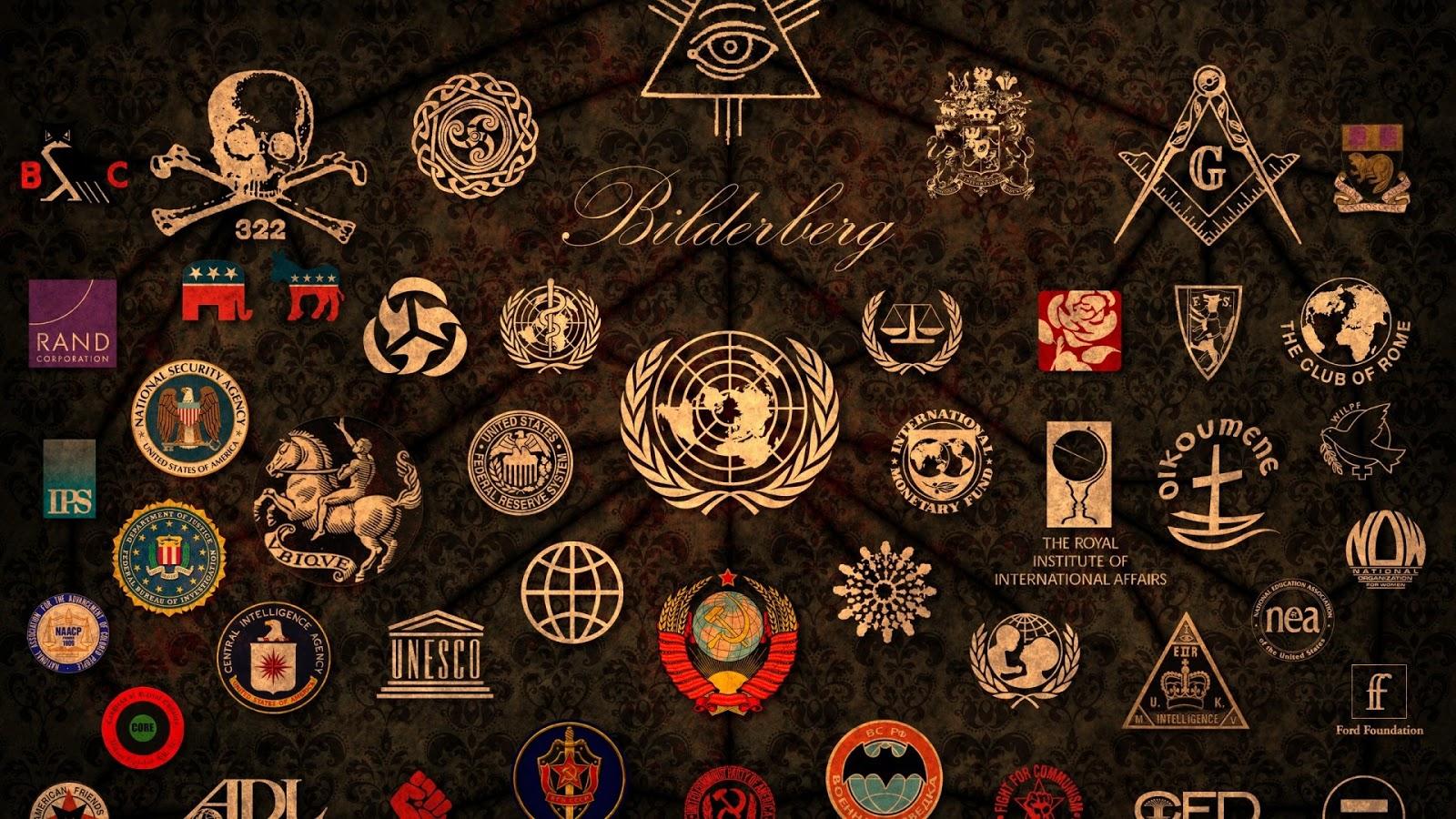 Resultado de imagem para O Vaticano e as Sociedades Secretas em Busca da Nova Ordem Mundial