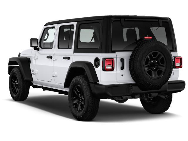 2021 Jeep Wrangler Review