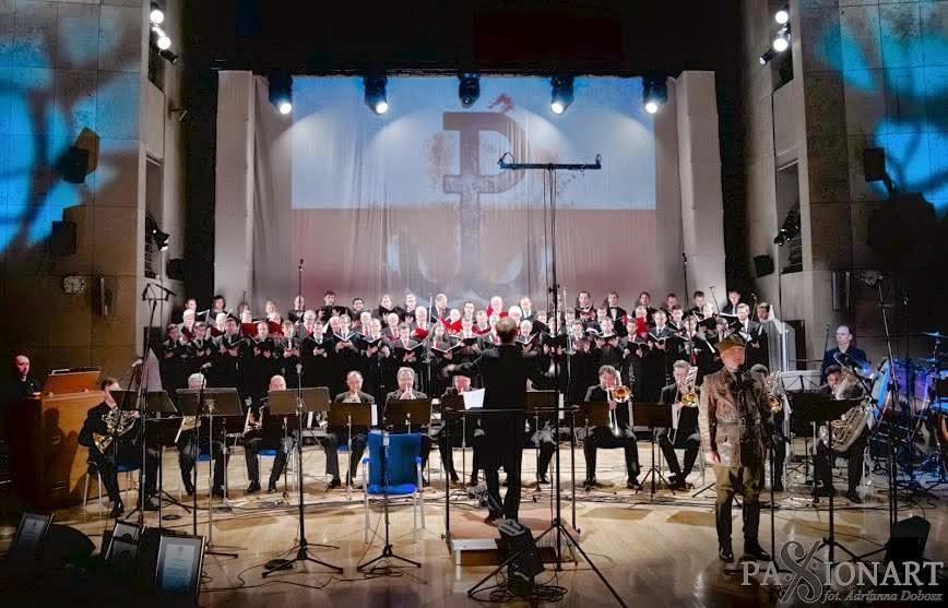 Koncert pamięci Żołnierzy Wyklętych w Krakowie