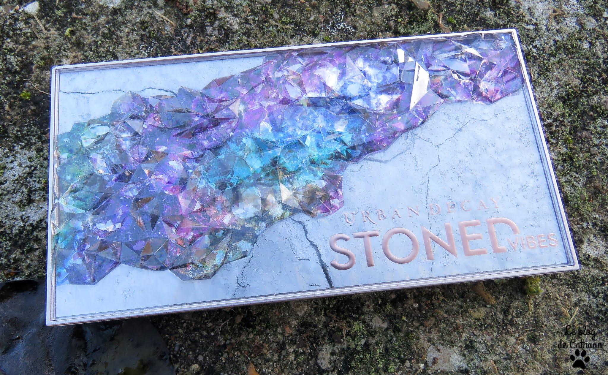 Stoned Vibes - Palette Fards à Paupières - Urban Decay