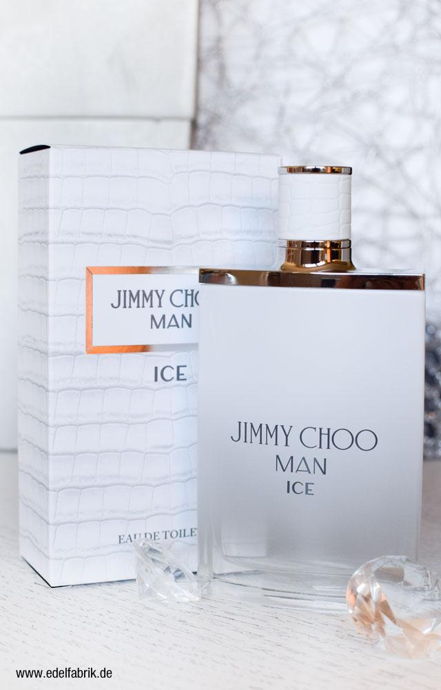 Wie riecht Jimmy Choo Man Ice