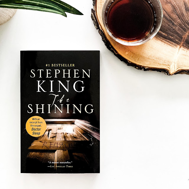 The Shining - Book Review - Incredible Opinions