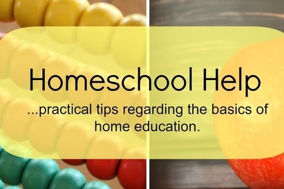 Homeschool Help - How to Deal with Companion Weight