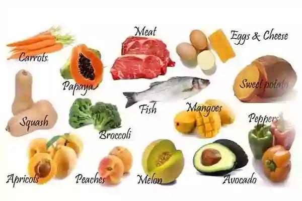 विटामिन बी 12 के खाद्य स्रोत