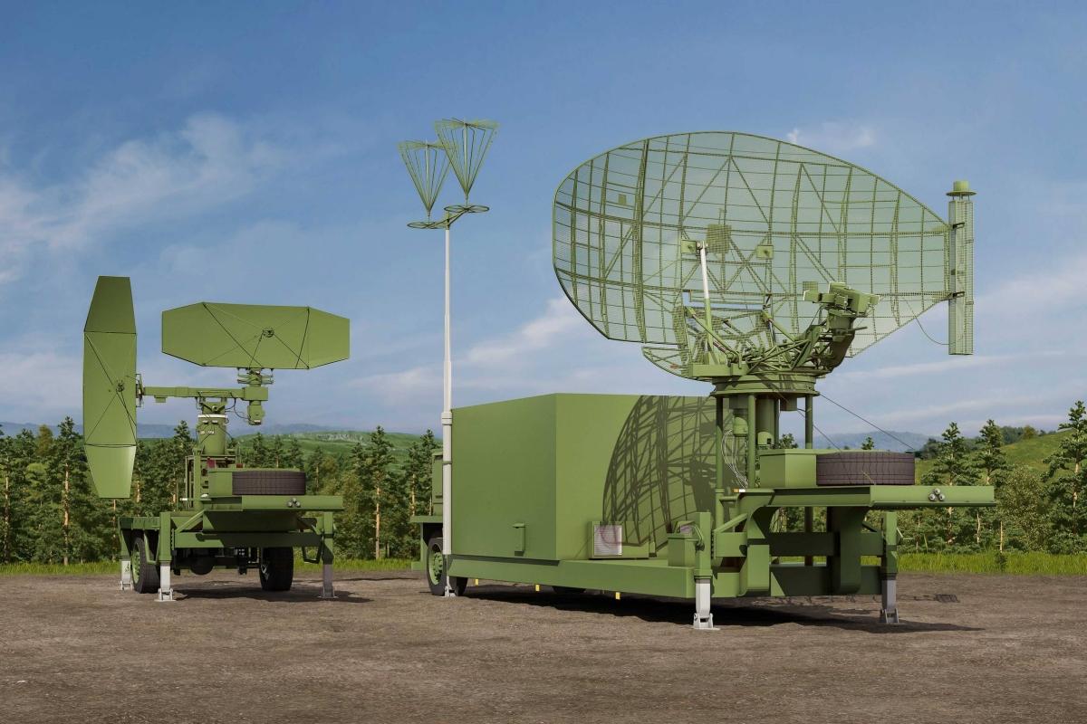 Зовнішній вигляд РСП-10МА