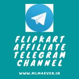 flipkart affiliate telegram channel link