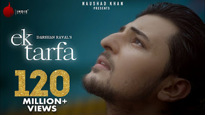 Ek Tarfa Lyrics is sung by Darshan Raval. This a is latest Punjabi song.Music given by Anmol Daniel. Ek Tarfa song lyrics are written by the lyricist Youngveer and the music video is directed by Dhruwal Patel.