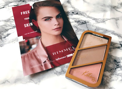 Cara Delevingne, #FREEYOURFACE, contour, highlight, blush