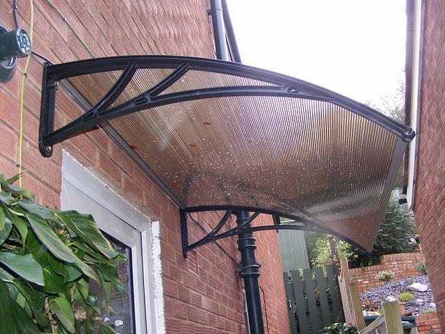 Modern Door Canopies
