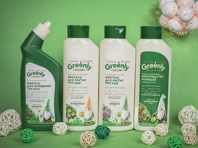 биосредства Faberlic Home Gnome Greenly (отзывы с фото)