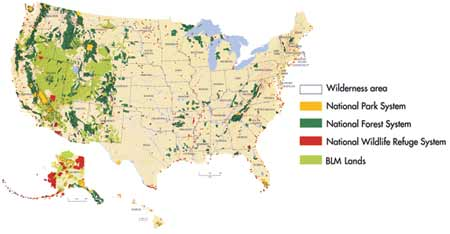 Map Of Arizona Public Lands.Arizona Geology Value Of Natural Resources On Public Lands Over
